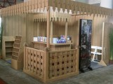 Booth Teras Betawi